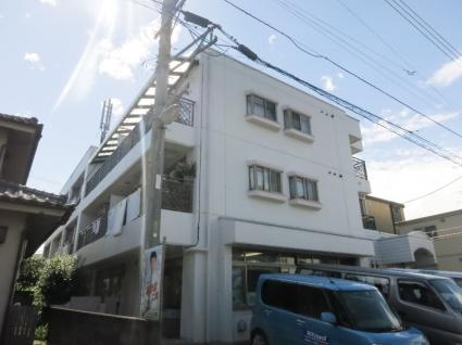 神奈川県相模原市中央区、淵野辺駅バス12分光が丘3丁目下車後徒歩1分の築26年 3階建の賃貸マンション