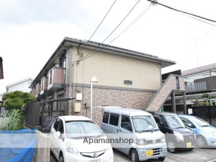 神奈川県相模原市中央区、相模原駅徒歩22分の築13年 2階建の賃貸アパート