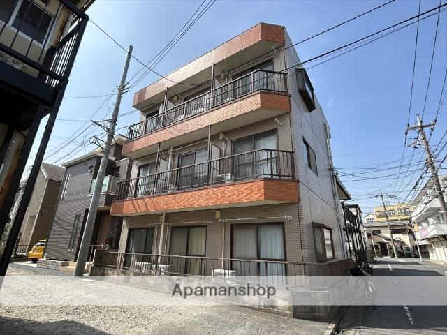 神奈川県相模原市中央区、相模原駅徒歩8分の築30年 3階建の賃貸マンション