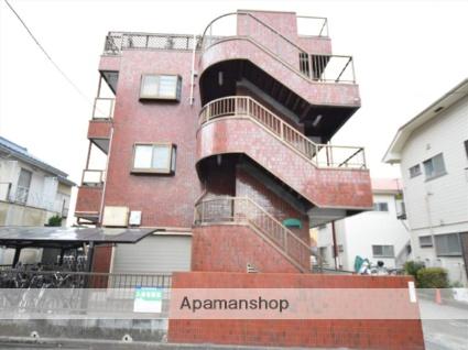 神奈川県相模原市中央区、矢部駅徒歩30分の築24年 4階建の賃貸マンション