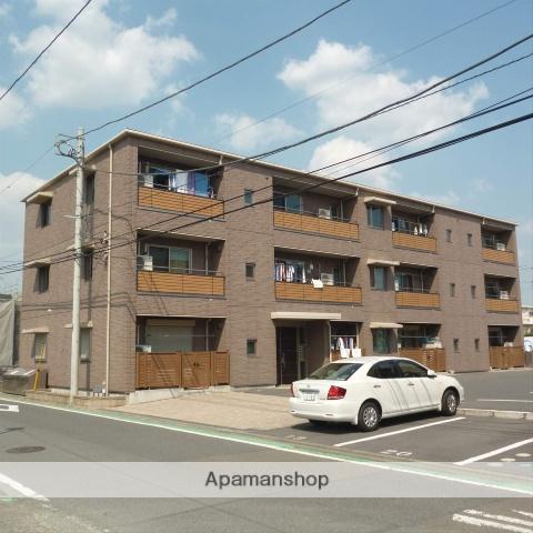 神奈川県相模原市中央区、相模原駅徒歩32分の築7年 3階建の賃貸マンション