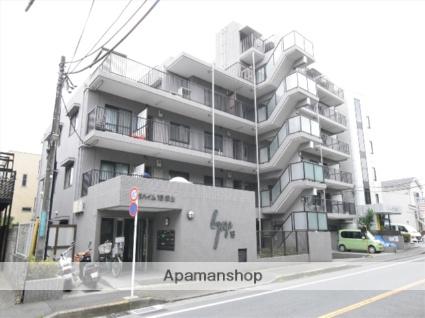 神奈川県相模原市中央区、相模原駅徒歩20分の築23年 6階建の賃貸マンション