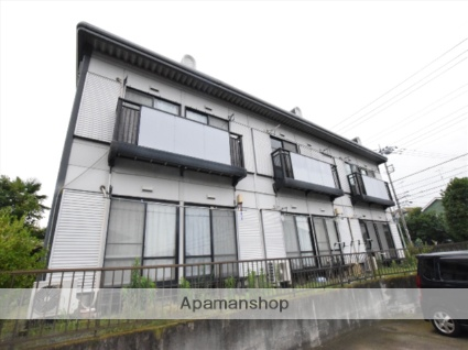 神奈川県相模原市中央区、上溝駅バス10分上四ツ谷下車後徒歩1分の築25年 2階建の賃貸アパート