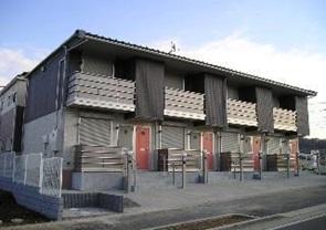 東京都八王子市、八王子みなみ野駅徒歩15分の築10年 2階建の賃貸アパート