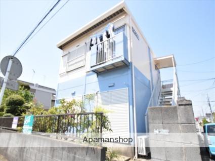 神奈川県相模原市中央区、相模原駅徒歩15分の築30年 2階建の賃貸アパート