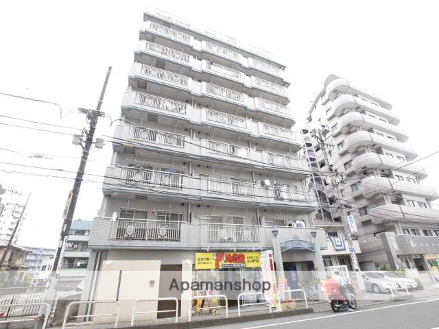 神奈川県相模原市緑区、橋本駅徒歩5分の築30年 10階建の賃貸マンション