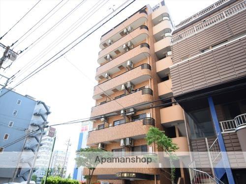 神奈川県相模原市中央区、淵野辺駅徒歩30分の築27年 8階建の賃貸マンション