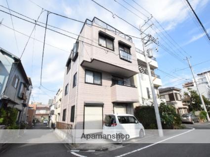 神奈川県相模原市中央区、矢部駅徒歩18分の築20年 3階建の賃貸マンション