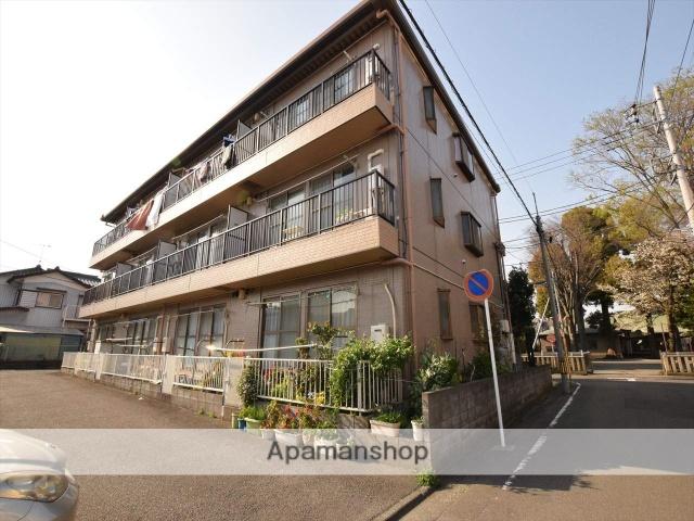 神奈川県相模原市中央区、相模原駅徒歩13分の築26年 3階建の賃貸マンション