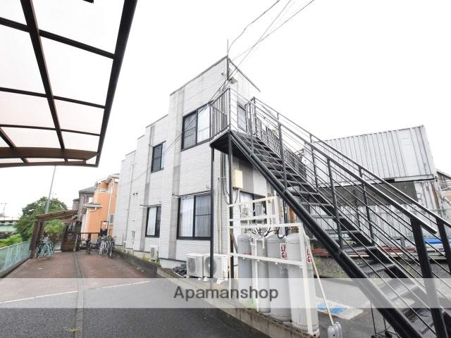 神奈川県相模原市中央区、上溝駅徒歩18分の築15年 2階建の賃貸アパート