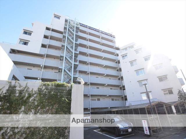 神奈川県相模原市中央区、相模原駅徒歩4分の築34年 10階建の賃貸マンション