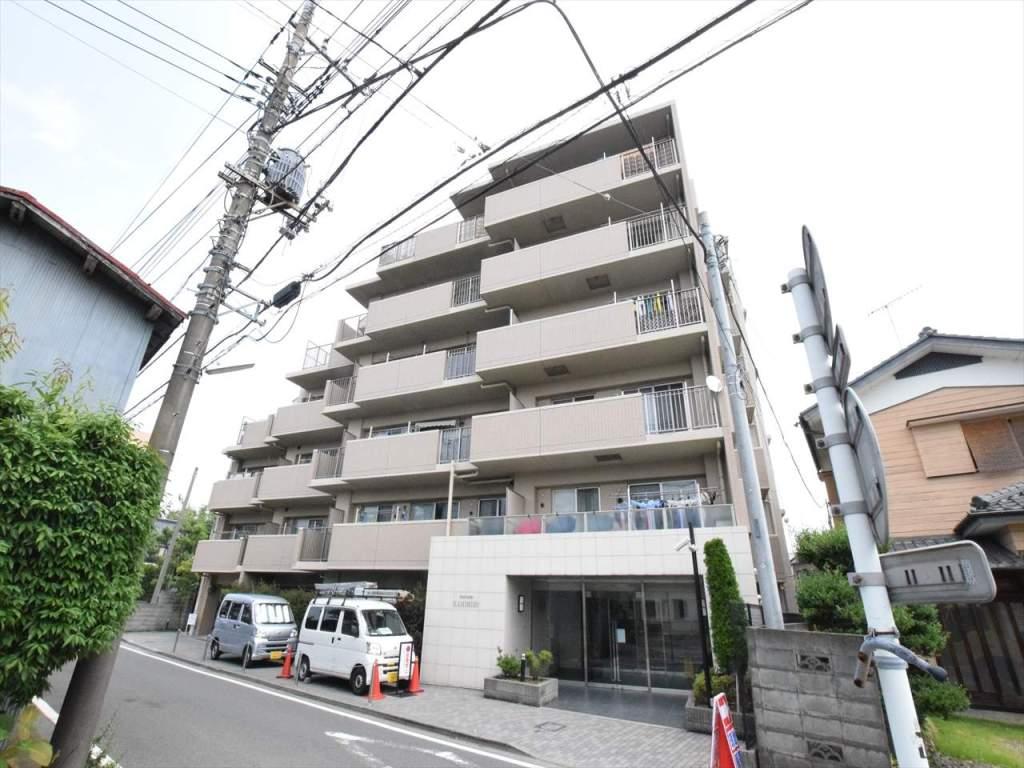 神奈川県相模原市中央区、番田駅徒歩20分の築11年 6階建の賃貸マンション