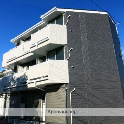 神奈川県相模原市中央区、相模原駅徒歩11分の築3年 3階建の賃貸アパート