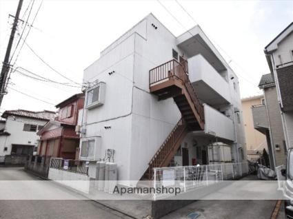神奈川県相模原市中央区、番田駅徒歩8分の築30年 3階建の賃貸マンション