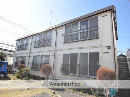 神奈川県相模原市中央区、相模原駅徒歩6分の築39年 2階建の賃貸アパート
