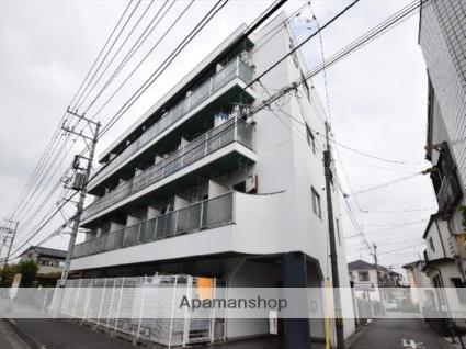 神奈川県相模原市中央区、相模原駅徒歩14分の築30年 4階建の賃貸マンション