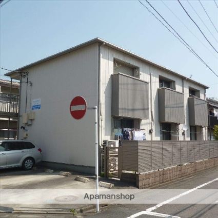 神奈川県相模原市中央区、相模原駅徒歩6分の築11年 2階建の賃貸アパート