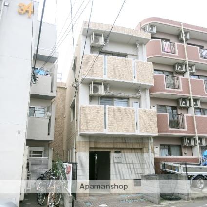 神奈川県相模原市緑区、橋本駅徒歩10分の築13年 3階建の賃貸マンション