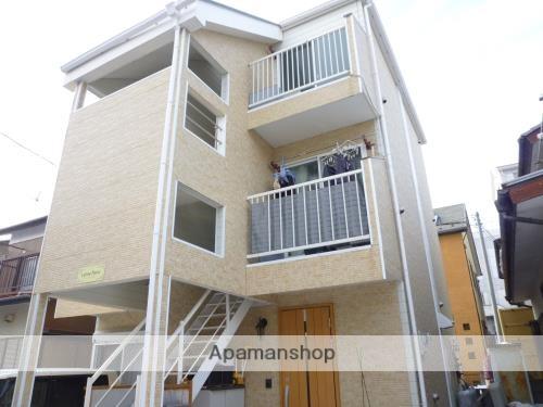 神奈川県相模原市中央区、原当麻駅徒歩30分の築6年 3階建の賃貸アパート