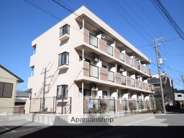 神奈川県相模原市中央区、上溝駅徒歩7分の築20年 3階建の賃貸マンション