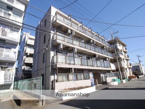 神奈川県相模原市中央区、相模原駅徒歩18分の築26年 4階建の賃貸マンション