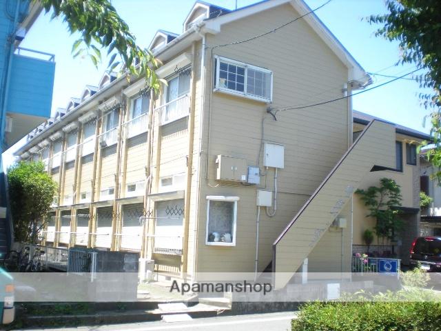 神奈川県相模原市中央区、相模原駅徒歩18分の築29年 2階建の賃貸アパート
