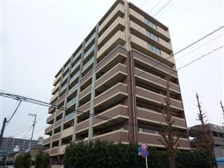 神奈川県相模原市中央区、相模原駅徒歩22分の築12年 9階建の賃貸マンション