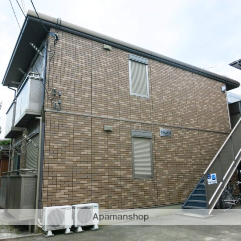 神奈川県相模原市中央区、相模原駅徒歩23分の築8年 2階建の賃貸アパート