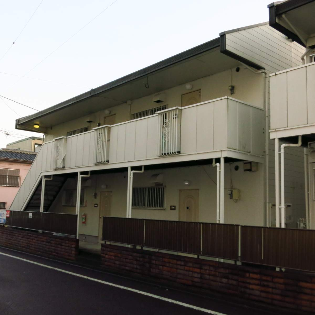 神奈川県相模原市中央区、相模原駅徒歩7分の築29年 2階建の賃貸アパート
