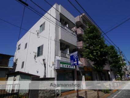 神奈川県相模原市中央区、相模原駅徒歩5分の築30年 3階建の賃貸マンション