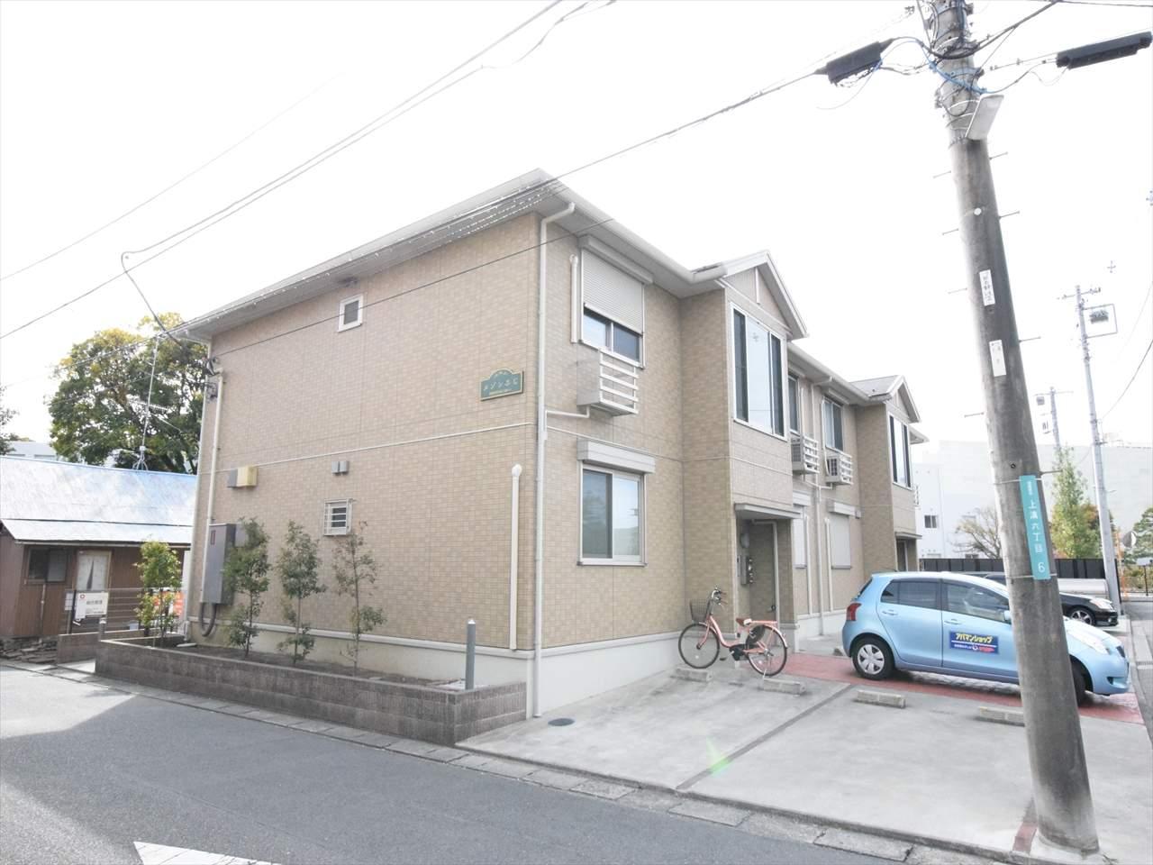 神奈川県相模原市中央区、相模原駅徒歩32分の築5年 2階建の賃貸アパート