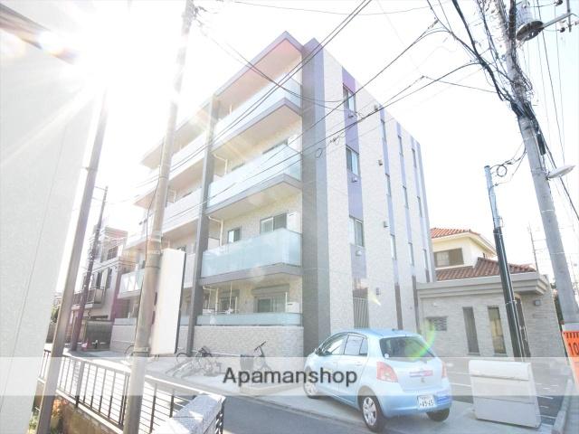 神奈川県相模原市中央区、相模原駅徒歩15分の築4年 4階建の賃貸マンション