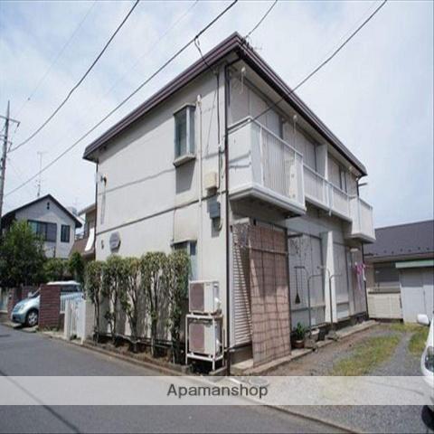 神奈川県相模原市中央区、相模原駅徒歩18分の築33年 2階建の賃貸アパート