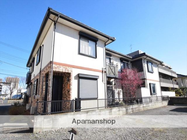神奈川県相模原市中央区、矢部駅徒歩28分の築17年 2階建の賃貸アパート