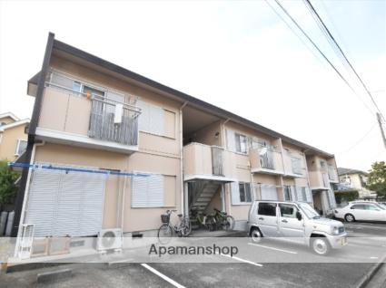 神奈川県相模原市中央区、相模原駅徒歩18分の築27年 2階建の賃貸アパート