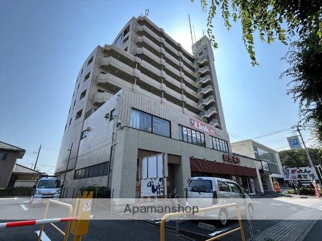 神奈川県相模原市中央区、上溝駅徒歩13分の築27年 10階建の賃貸マンション