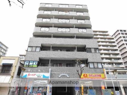 神奈川県相模原市中央区、相模原駅徒歩8分の築24年 8階建の賃貸マンション