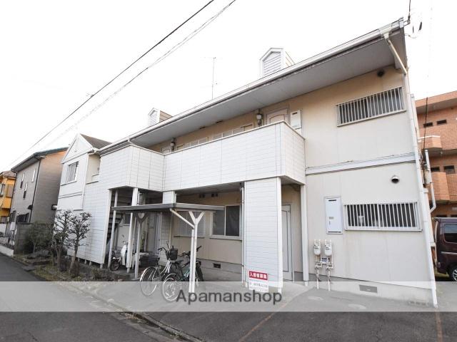 神奈川県相模原市中央区、相模原駅徒歩17分の築26年 2階建の賃貸アパート