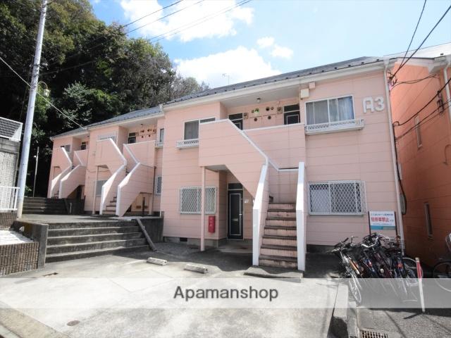 神奈川県相模原市中央区、原当麻駅徒歩40分の築26年 2階建の賃貸アパート