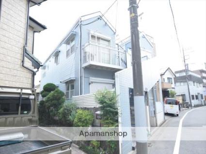 神奈川県相模原市中央区、相模原駅徒歩10分の築25年 2階建の賃貸アパート