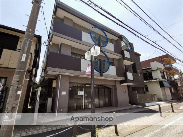 神奈川県相模原市中央区、相模原駅徒歩7分の築27年 3階建の賃貸マンション