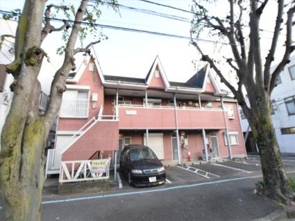 神奈川県相模原市中央区、上溝駅徒歩10分の築25年 2階建の賃貸アパート