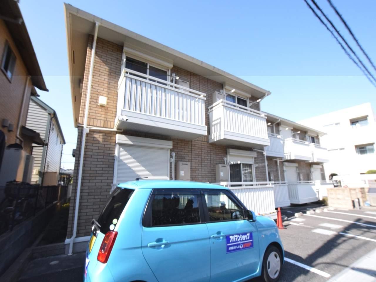 東京都八王子市、八王子みなみ野駅徒歩8分の築8年 2階建の賃貸アパート