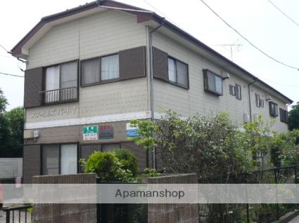 神奈川県相模原市中央区、上溝駅徒歩8分の築24年 2階建の賃貸アパート
