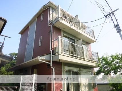 神奈川県相模原市中央区、番田駅徒歩22分の築6年 3階建の賃貸アパート