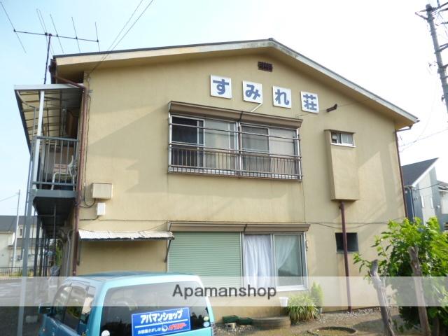 東京都町田市、相原駅徒歩2分の築36年 2階建の賃貸アパート