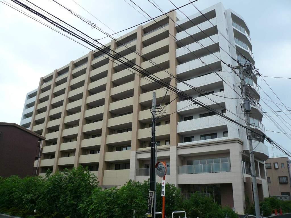 神奈川県相模原市中央区、南橋本駅徒歩13分の築10年 10階建の賃貸マンション