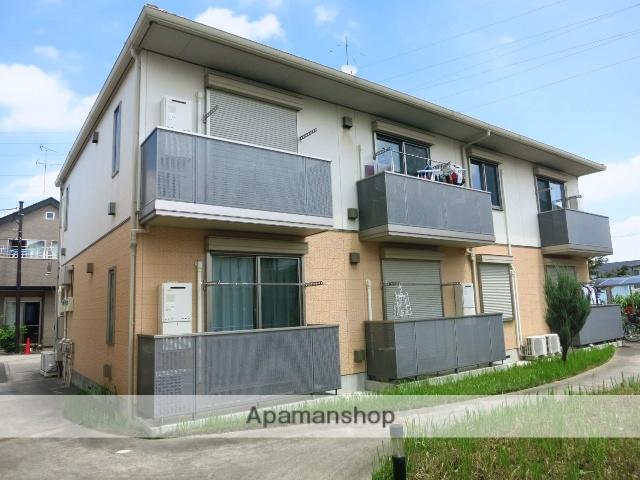 神奈川県相模原市中央区、相模原駅徒歩18分の築9年 2階建の賃貸アパート