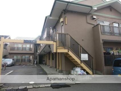 神奈川県相模原市中央区、相模原駅徒歩22分の築20年 2階建の賃貸アパート