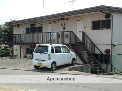 神奈川県相模原市緑区、橋本駅バス25分榎戸下車後徒歩4分の築29年 2階建の賃貸アパート